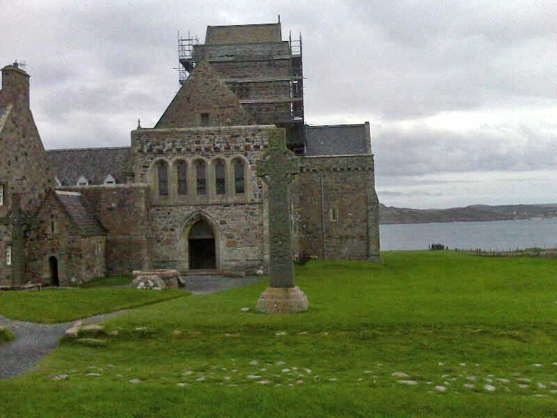 Hiking Iona Scotland Tour