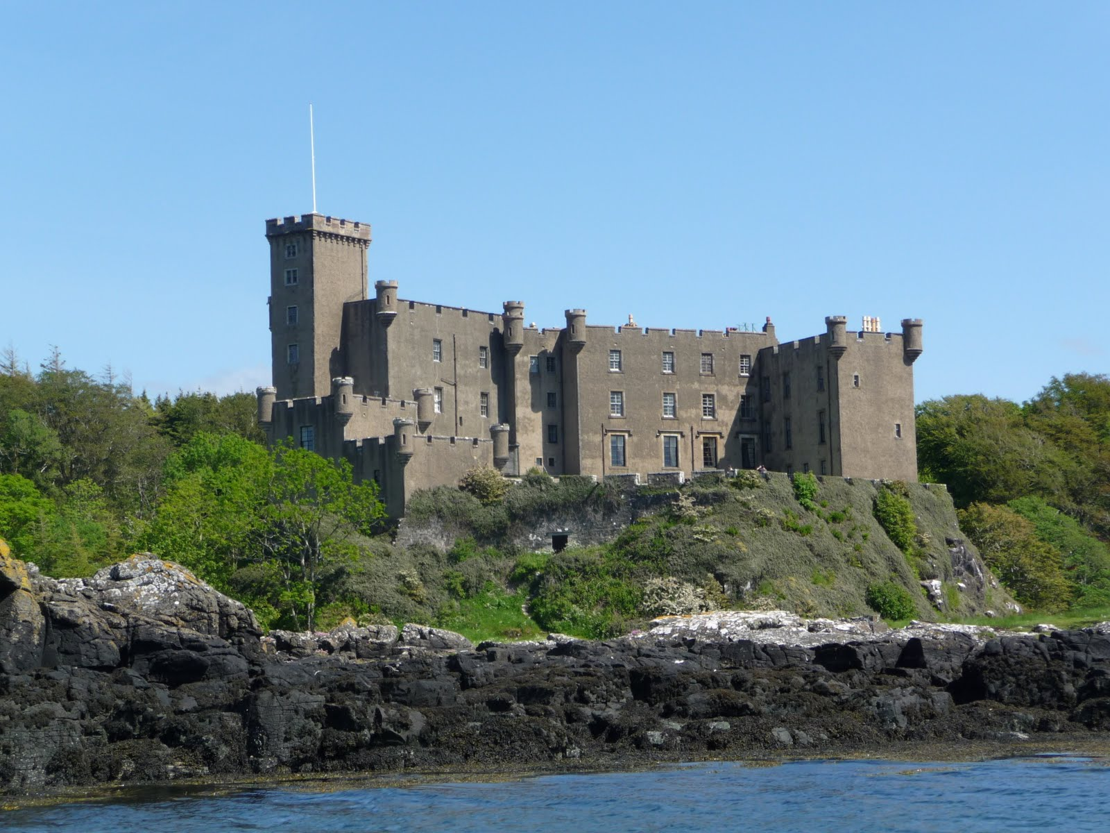 photo of dunvegan castle - photo #29